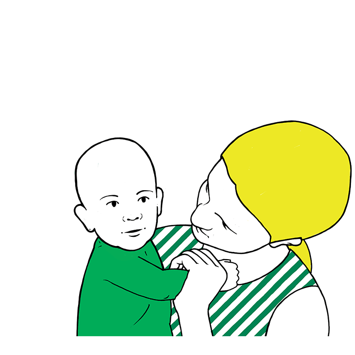Object in ear or nose - baby first aid - call 999 or 112