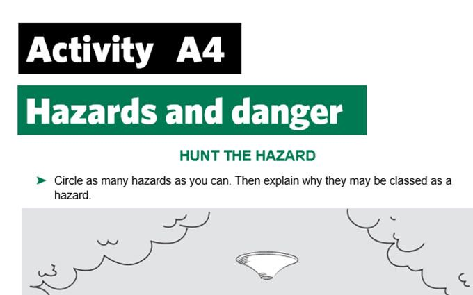 KS2-A4-Hazards and spotting danger