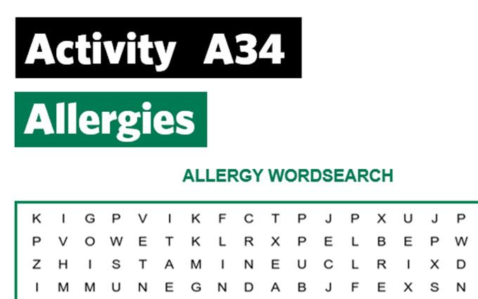 KS3-A34-Word search