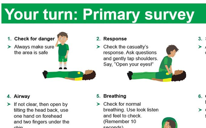 KS3-Your turn-basic life support