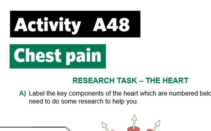 KS4-A48-Heart research task