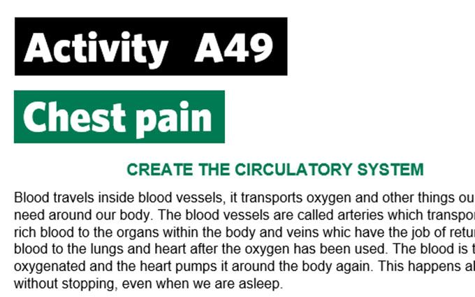 KS4-A49-Circulatory system and organs