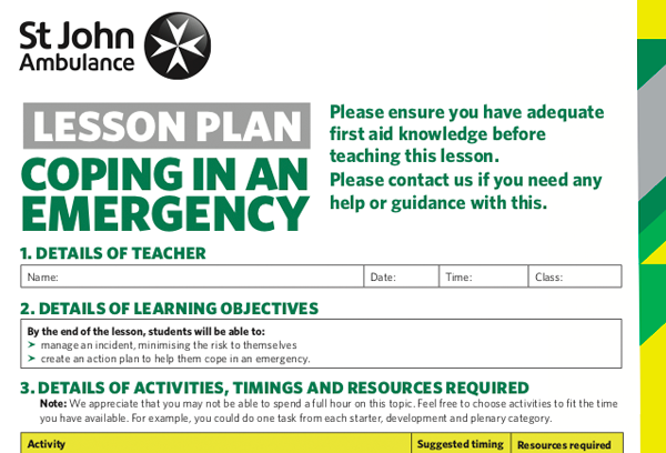 lesson-plan-for-action-plan-emergency-planning