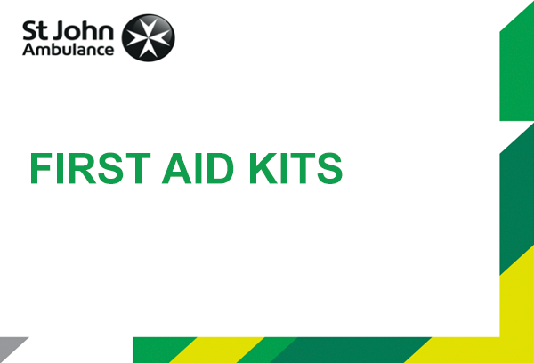 First Aid Kit presentation