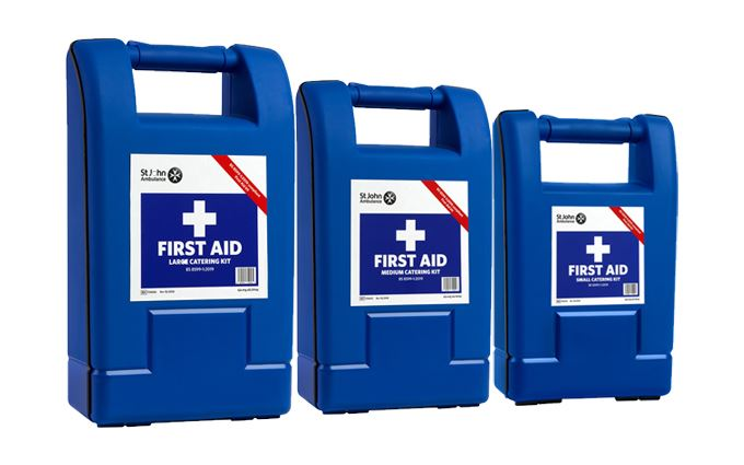 Catering Workplace First Aid Kits