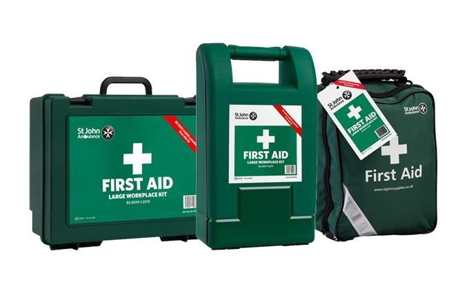 Large Workplace First Aid Kits
