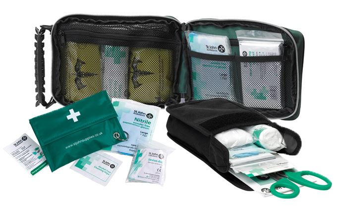 Single Person Workplace First Aid Kits