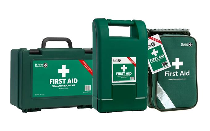 Small Workplace First Aid Kits