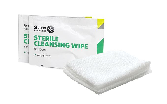 Sterile and non-sterile swabs and wipes