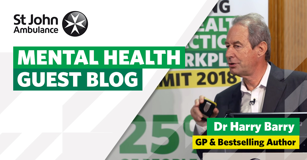 Dr Harry Barry - GP & Bestelling Author