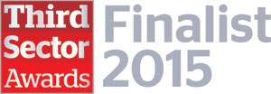 Third Sector Awards finalist