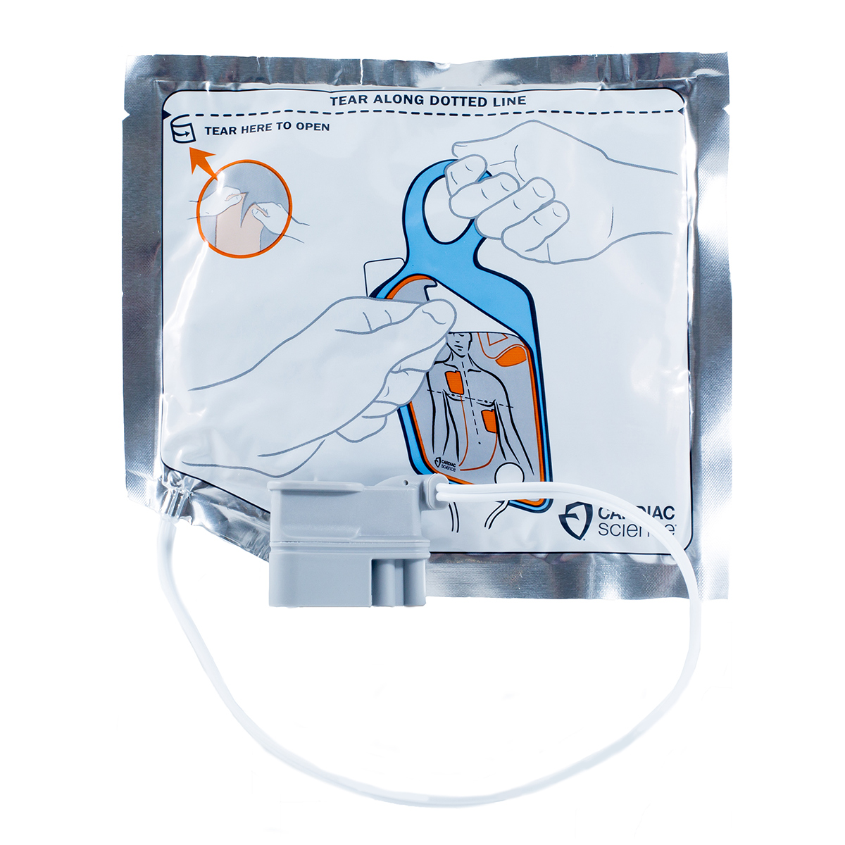 Cardiac science™ Powerheart® G5 Adult Defibrillator Pads