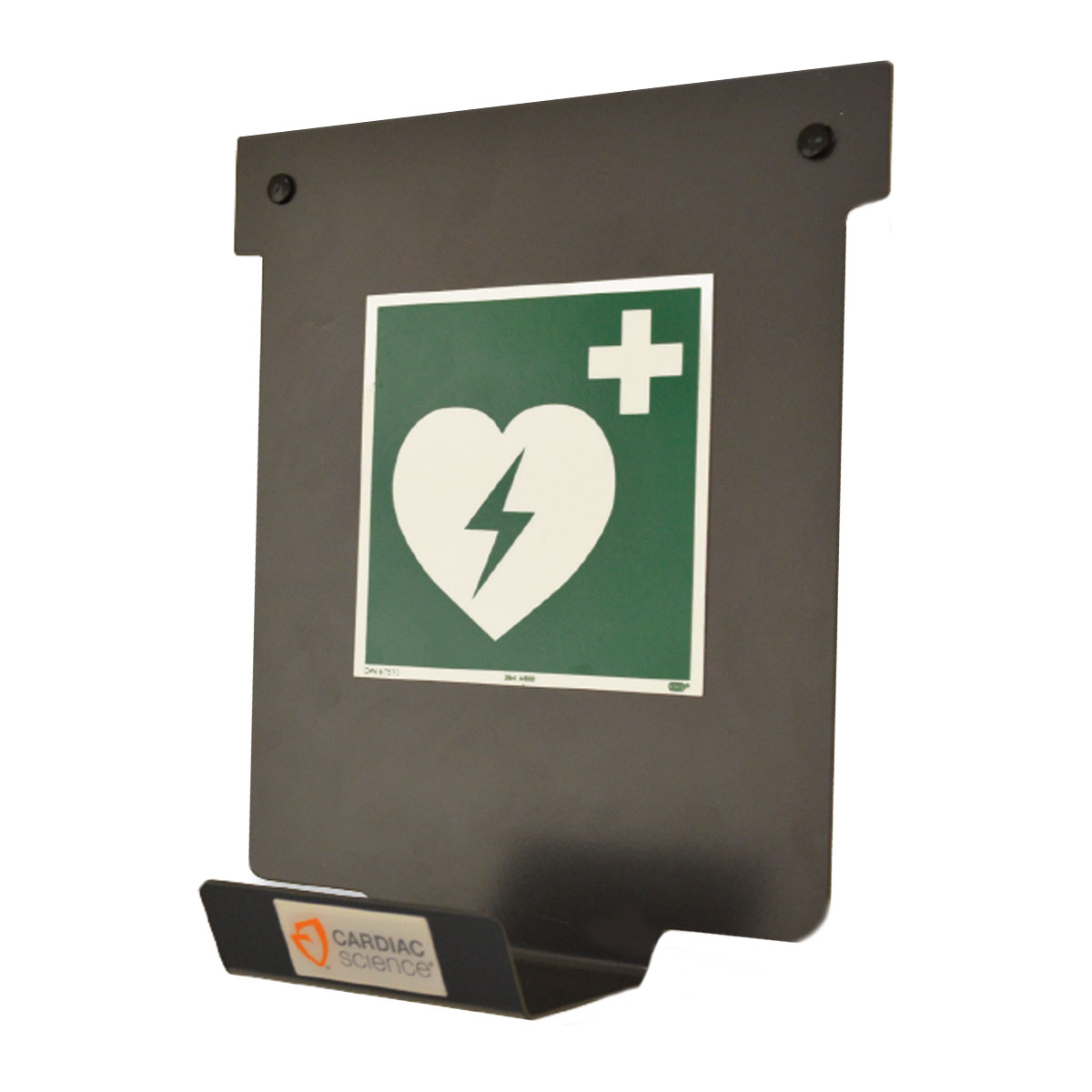 Cardiac Science™ Powerheart® G5 Defibrillator Wall Hanger Bracket
