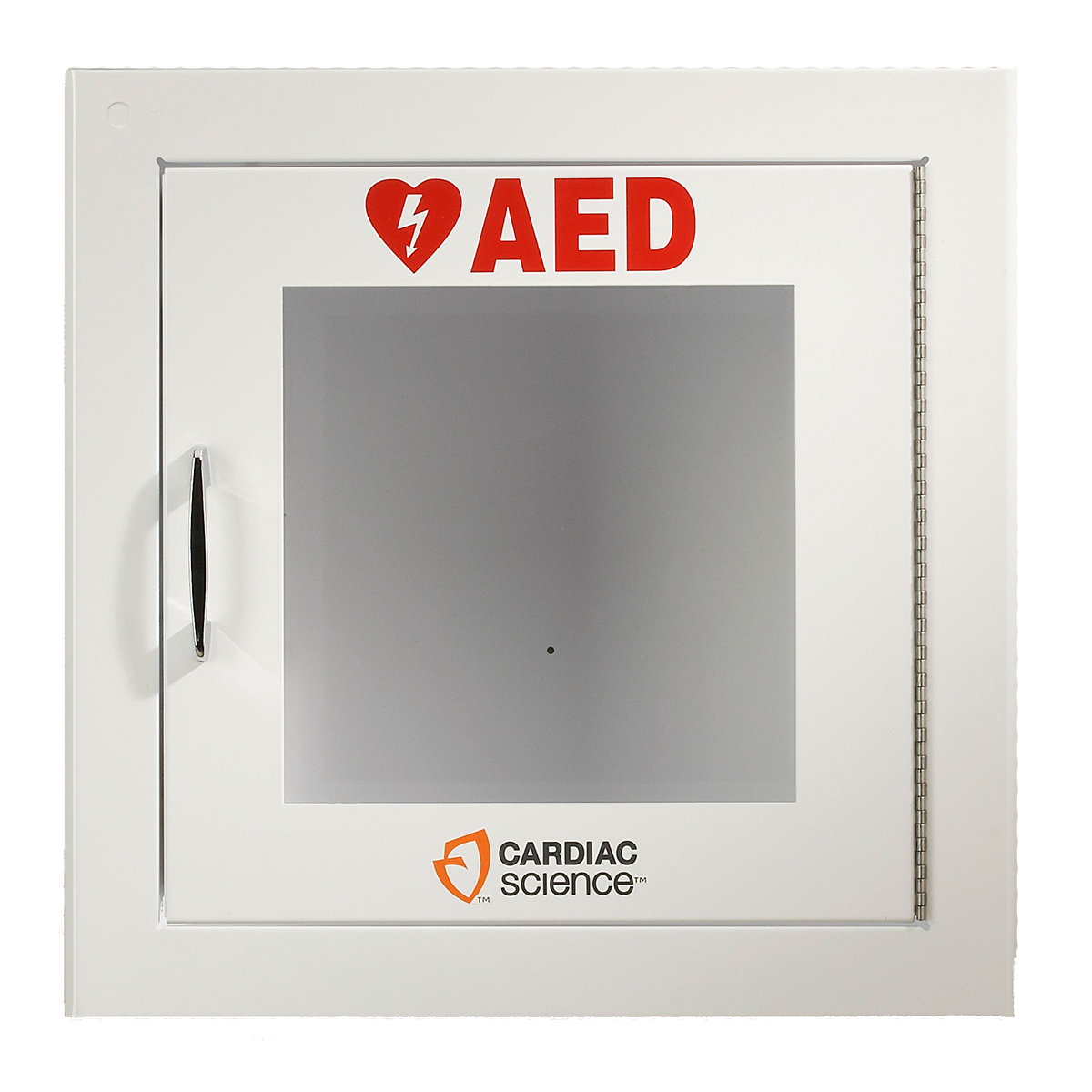Cardiac Science™ surface-Mount Defibrillator Wall Cabinet