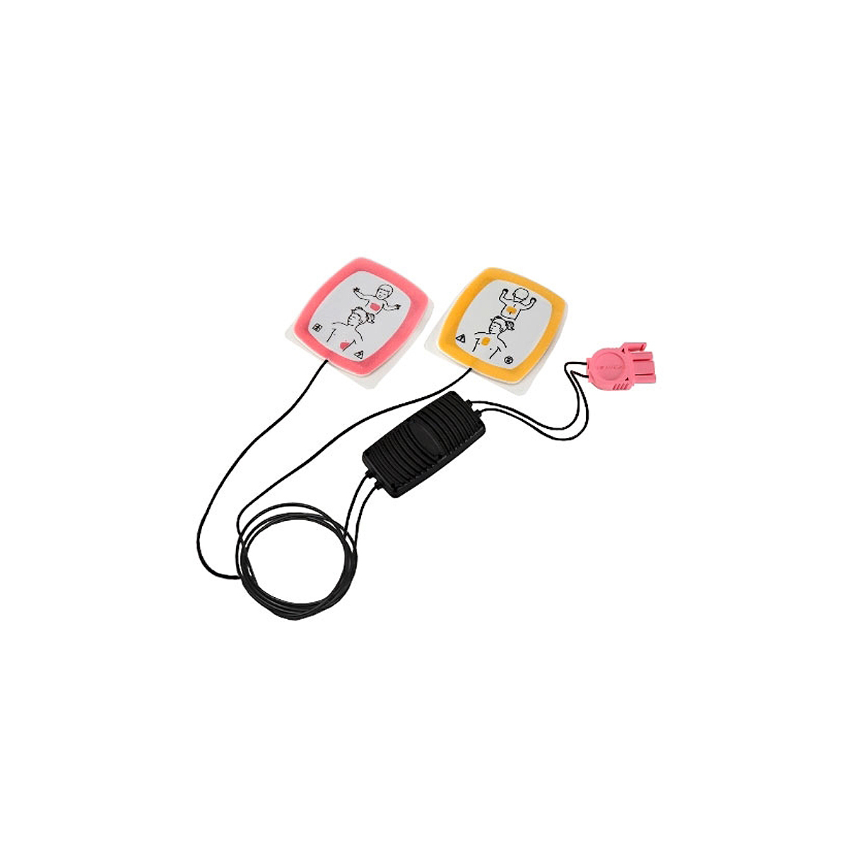 Physio-Control Lifepak® Replacement Infant/Child Reduced Energy Electrodes