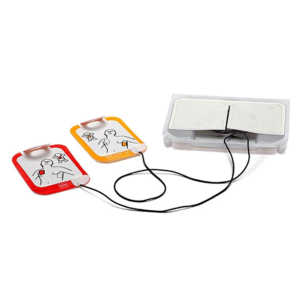 Physio-Control Lifepak® CR2 Replacement Electrode Kit