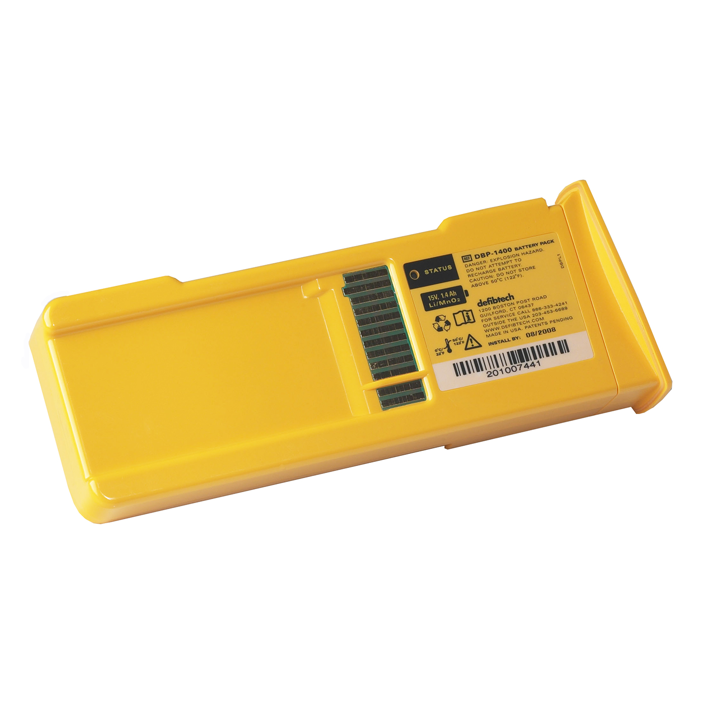 Defibtech Lifeline Standard Capacity 5-Year Battery