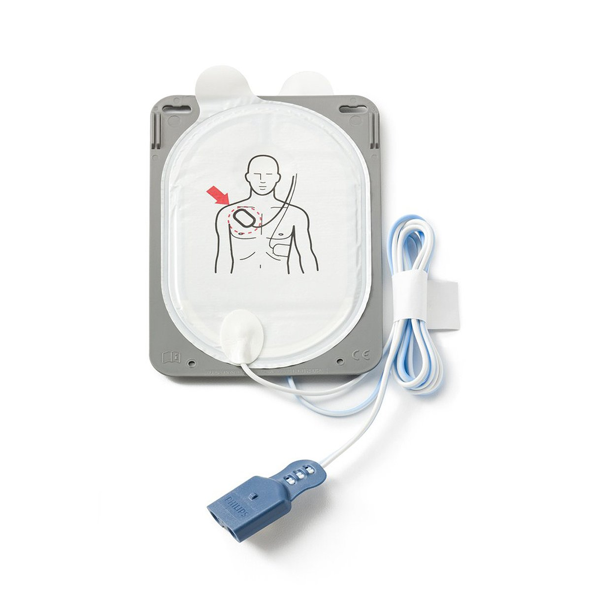 Set of 5 Pairs Philips Heartstart® FR3 Smart Pads