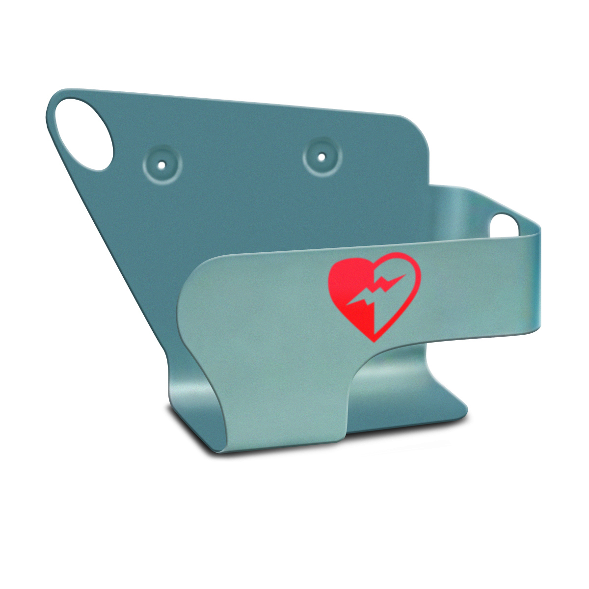 Wall Bracket for Philips HeartStart® FRx, FR2, HS1 and FR3 Defibrillators