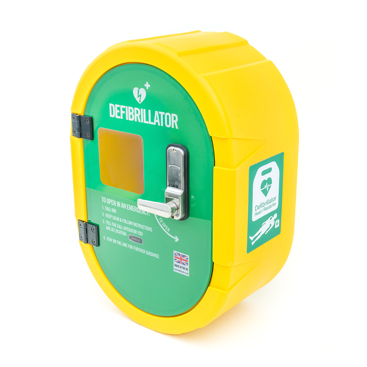 Defibsafe 2 External Unlocked Cabinet