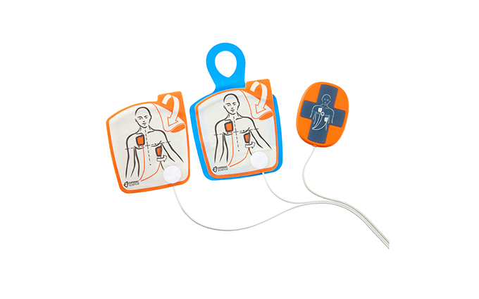 Cardiac Science™ PowerHeart® G5 Adult Defibrillator Pads with CPR Device Cardiac Science™ PowerHeart® G5 Adult Defibrillator Pads with CPR Device