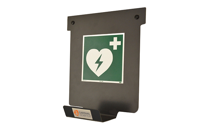 Cardiac Science™ Powerheart® G5 Defibrillator Wall Hanger Bracket Cardiac Science™ Powerheart® G5 Defibrillator Wall Hanger Bracket