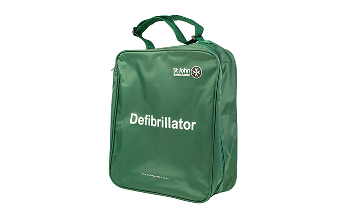 St John Ambulance Soft Carry Case for Zoll® Defibrillators St John Ambulance Soft Carry Case for Zoll® Defibrillators