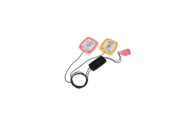 Lifepak® Replacement Infant/Child Reduced Energy Electrodes Lifepak® Replacement Infant/Child Reduced Energy Electrodes
