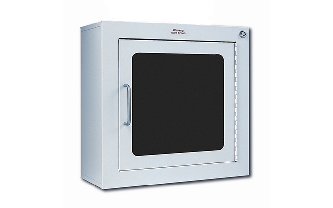 Zoll® Surface Wall Mounting Defibrillator Cabinet with Alarm Zoll® Surface Wall Mounting Defibrillator Cabinet with Alarm
