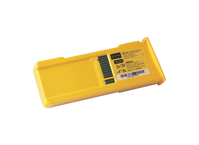 Defibtech Lifeline Standard Capacity 5-Year Battery Defibtech Lifeline Standard Capacity 5-Year Battery