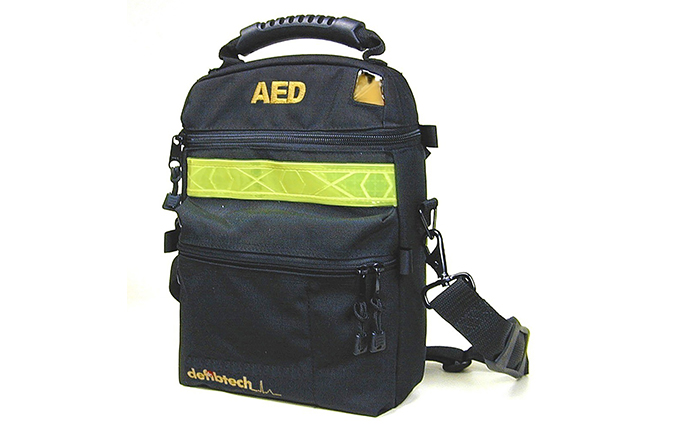Black Soft Carry Case for Lifeline Defibrillators