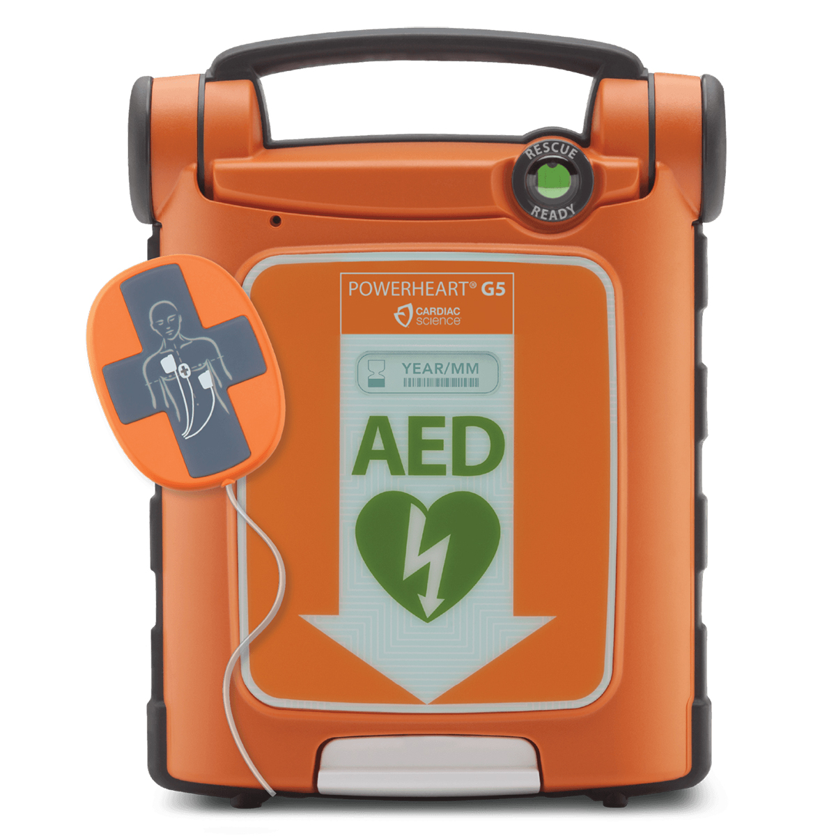 Cardiac Science™ Powerheart® G5 CPR-D Semi-Automatic Defibrillator