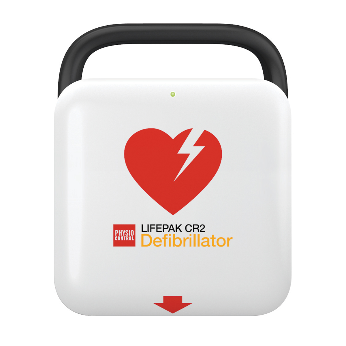 Physio-Control Lifepak® CR2 Semi-Automatic Defibrillator with Handle and WiFi 30:2