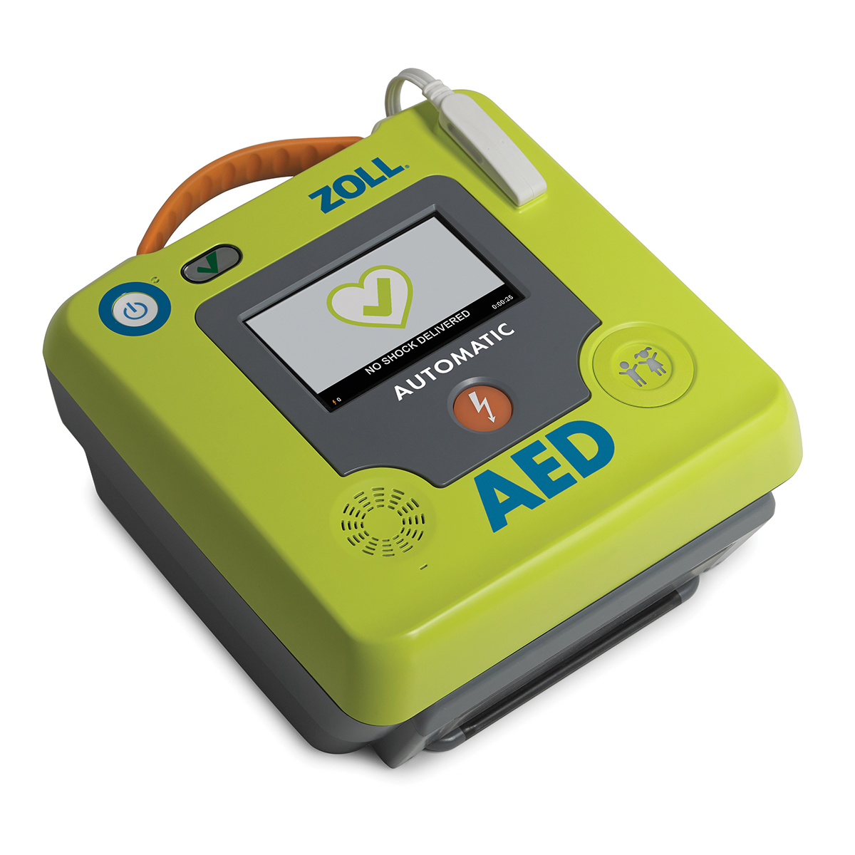 Zoll® 3 AED Fully Automatic Defibrillator