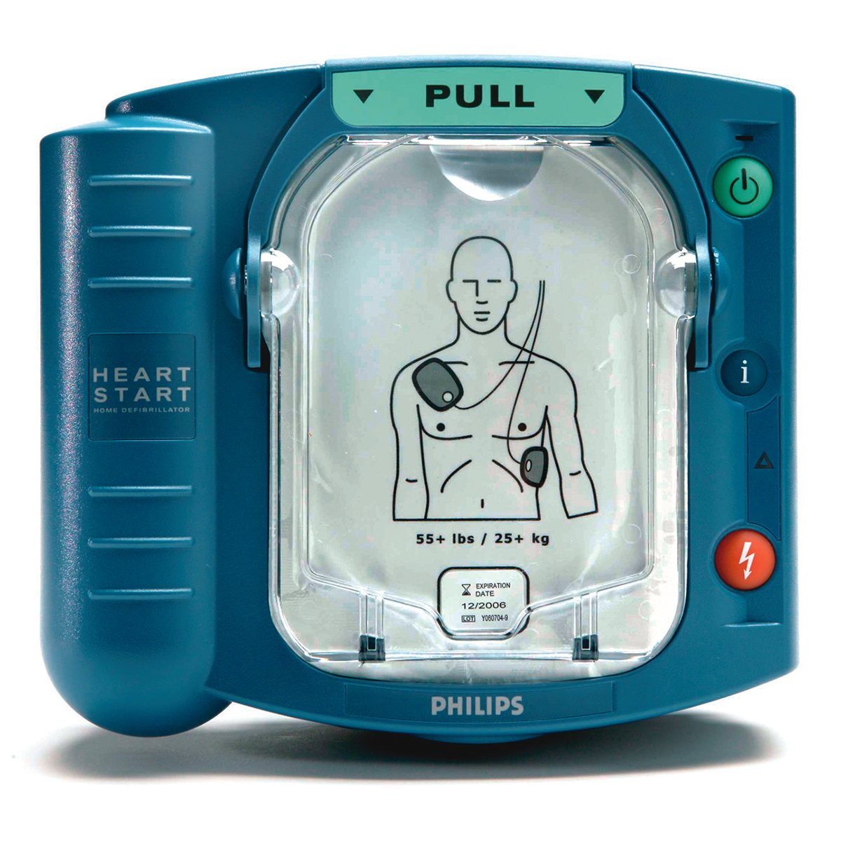 Philips HeartStart® HS1 Semi-Automatic Defibrillator