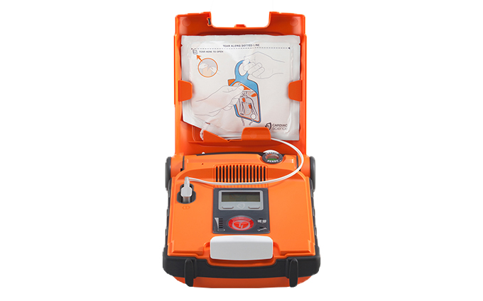 Cardiac Science™ PowerHeart® G5 Semi-Automatic Non CPR-D Defibrillator