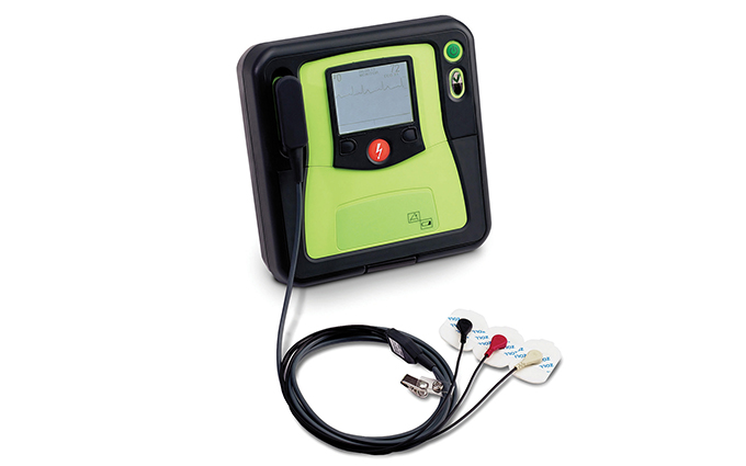 Zoll® AED Pro® Semi-Automatic Defibrillator with Manual Override Zoll® AED Pro® Semi-Automatic Defibrillator with Manual Override
