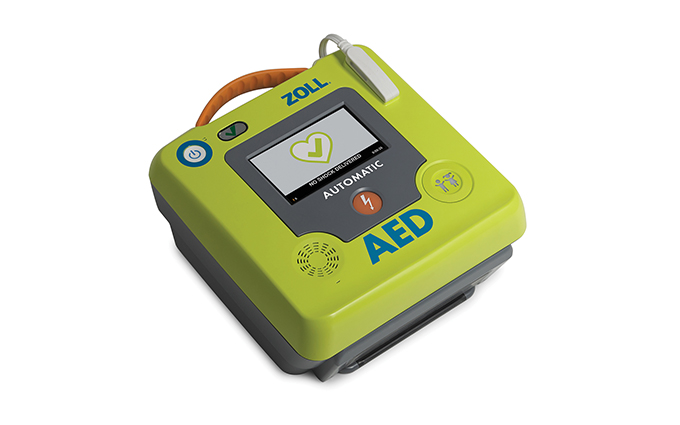 Zoll® AED 3™ Fully Automatic Defibrillator Zoll® AED 3™ Fully Automatic Defibrillator