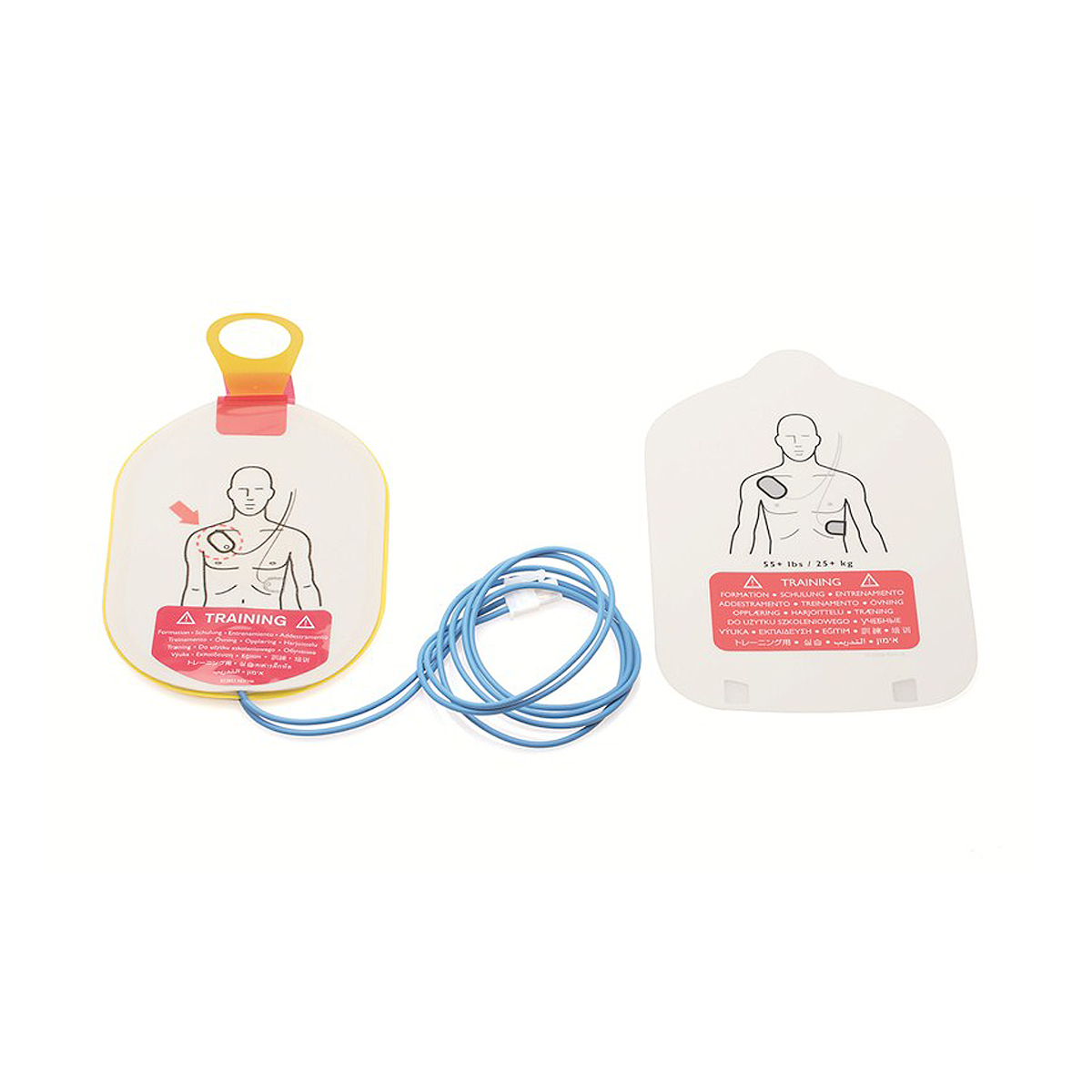 Philips Heartstart® HS1 Replacement Adult Training Electrode Pads