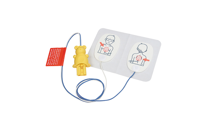 Pair of Philips HeartStart® AED Trainer 2 Infant/Child Training Pads Pair of Philips HeartStart® AED Trainer 2 Infant/Child Training Pads