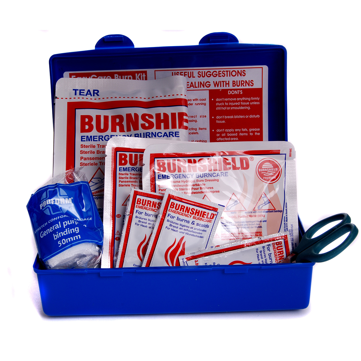 Burnshield® EasyCare Burn Kit