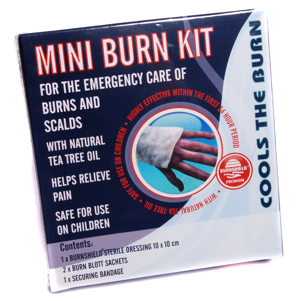 Burnshield® Mini Burn Kit