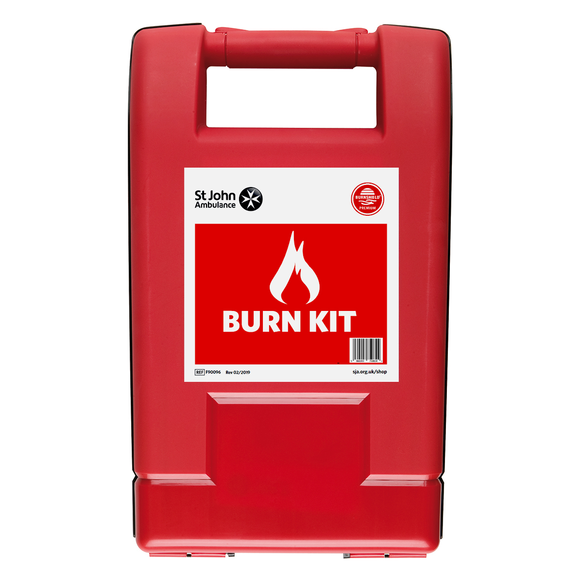 Burnshield® and St John Ambulance Alpha Burn Kit