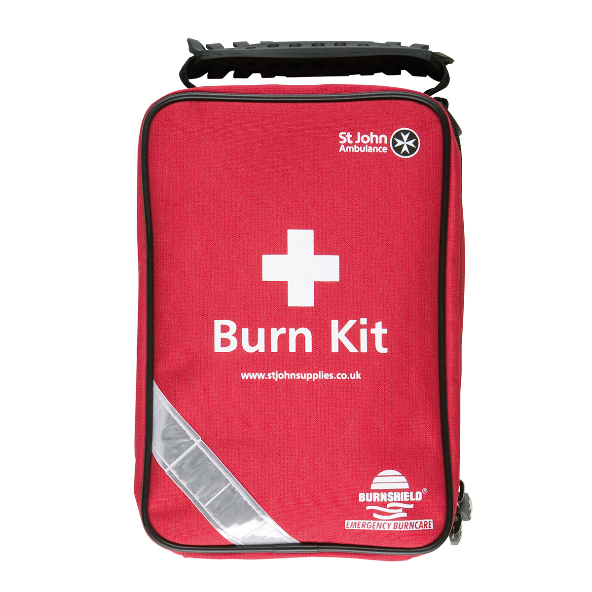 Burnshield® and St John Ambulance Essential Burn First Aid Kit
