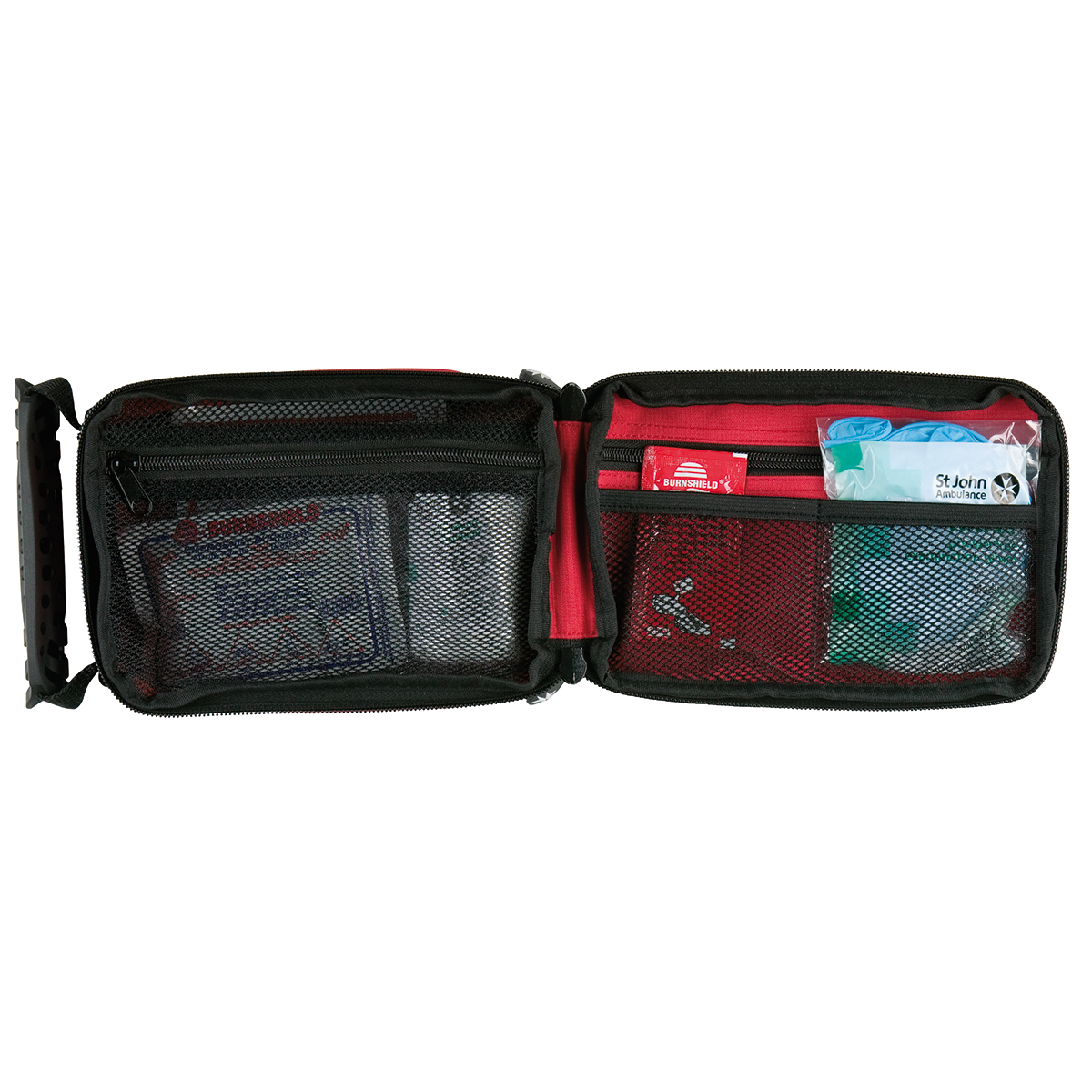 Burnshield® and St John Ambulance Standard Burn First Aid Kit