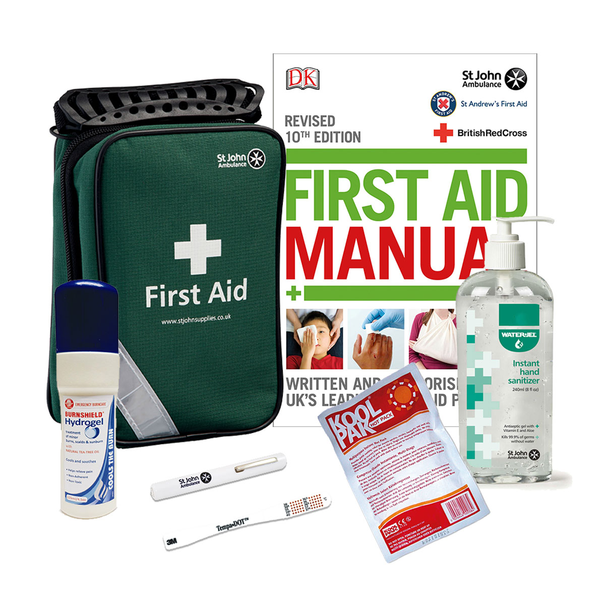 Schools' First Aid Kit Bundle
