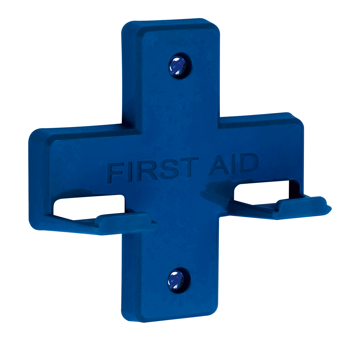 Blue Wall Bracket for Alpha First Aid Kits
