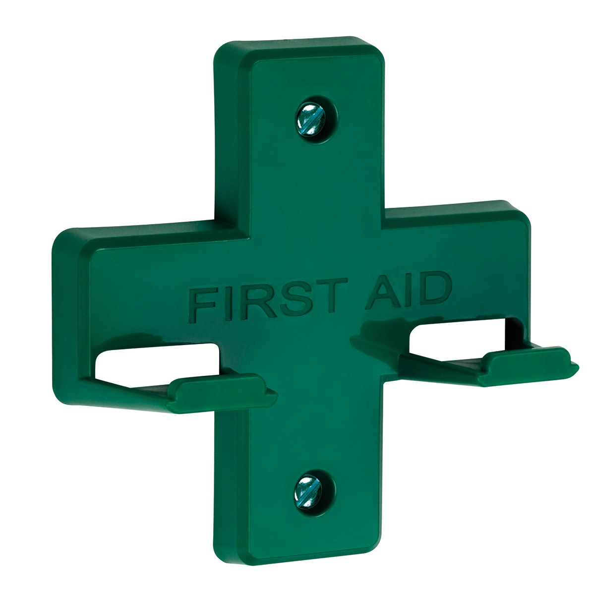 Green Wall Bracket for Alpha First Aid Kits