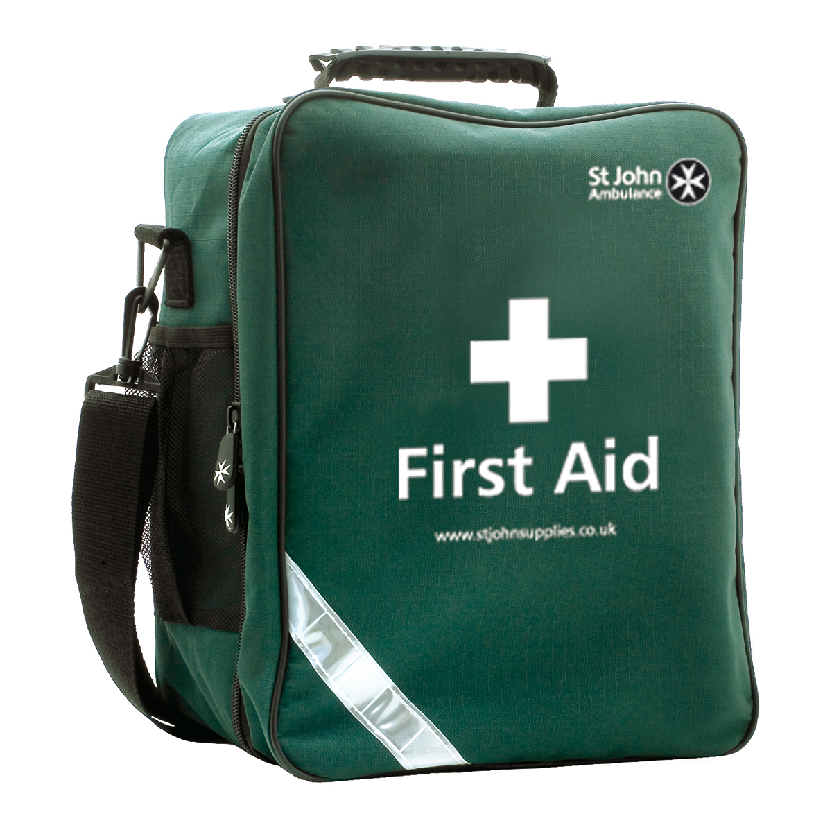 St John Ambulance Shoulder Grab Bag (Empty)