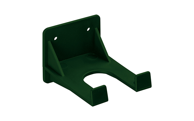 Green Wall Bracket for First Aid Kit Green Wall Bracket for First Aid Kit